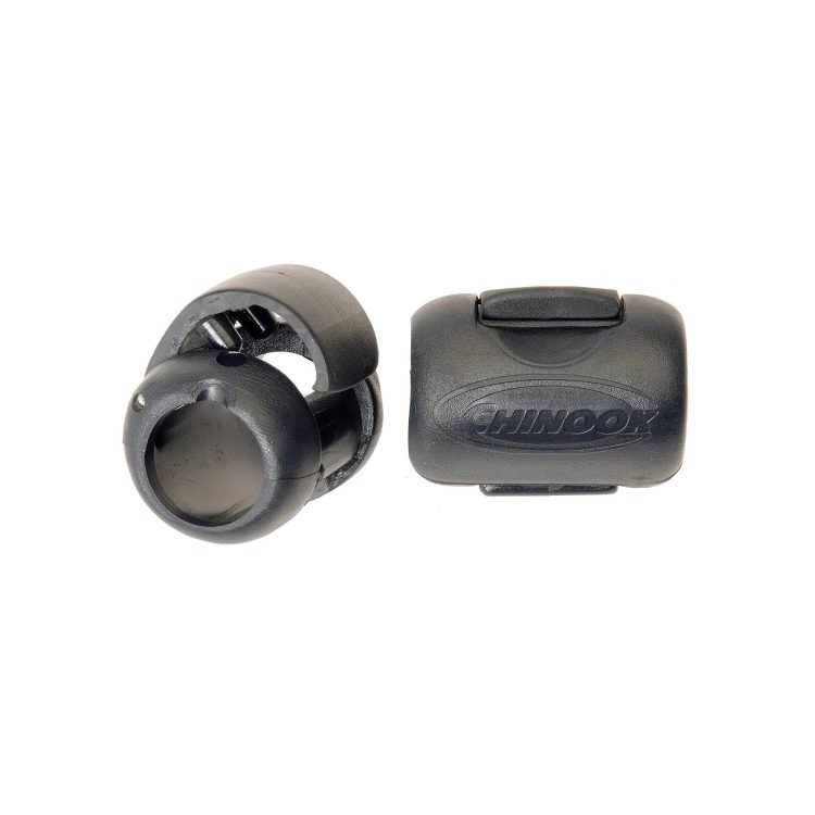 Chinook Clips set 2-pin for Pro-1 booms