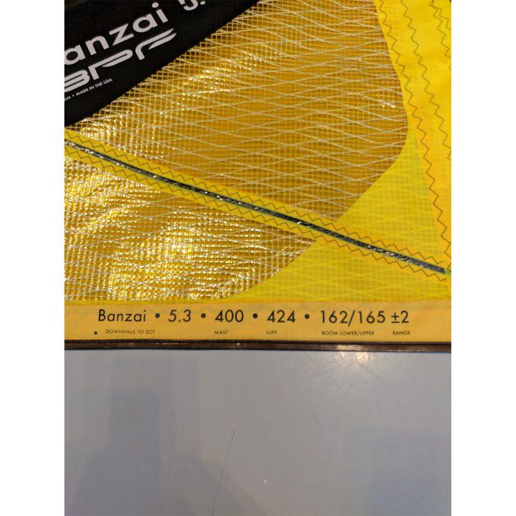 Goya Banzai Pro 2018 5.3 m2