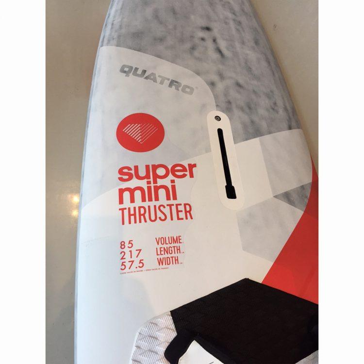 Quatro Super Mini 2018 85 liter