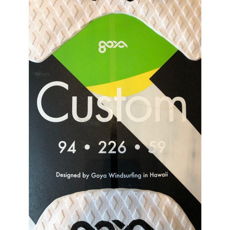 Goya Custom Quad 2019 94 liter